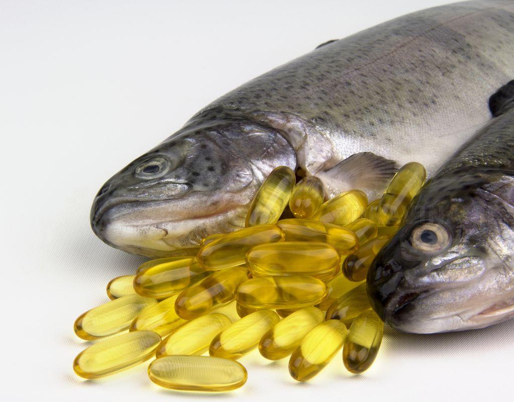 rybací olej