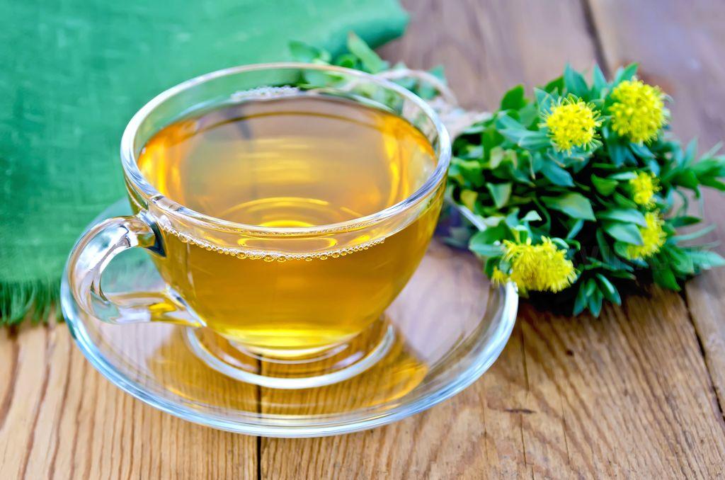 Čaj z Rozchodnice ružovej