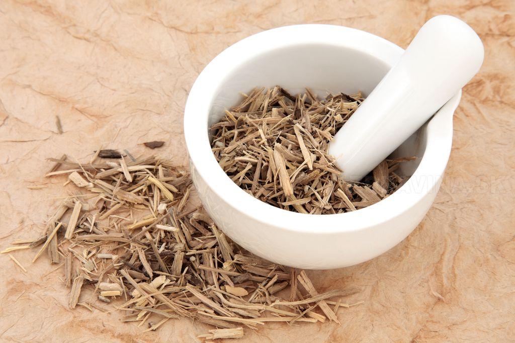 ženšen na čaj